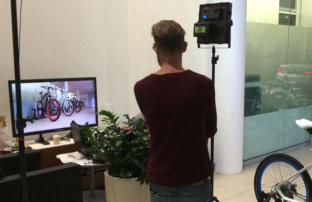 bmw-cruise-bike-video-dreh-kamera