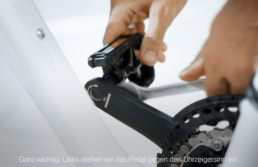 bmw-cruise-bike-video-aufbau-pedale