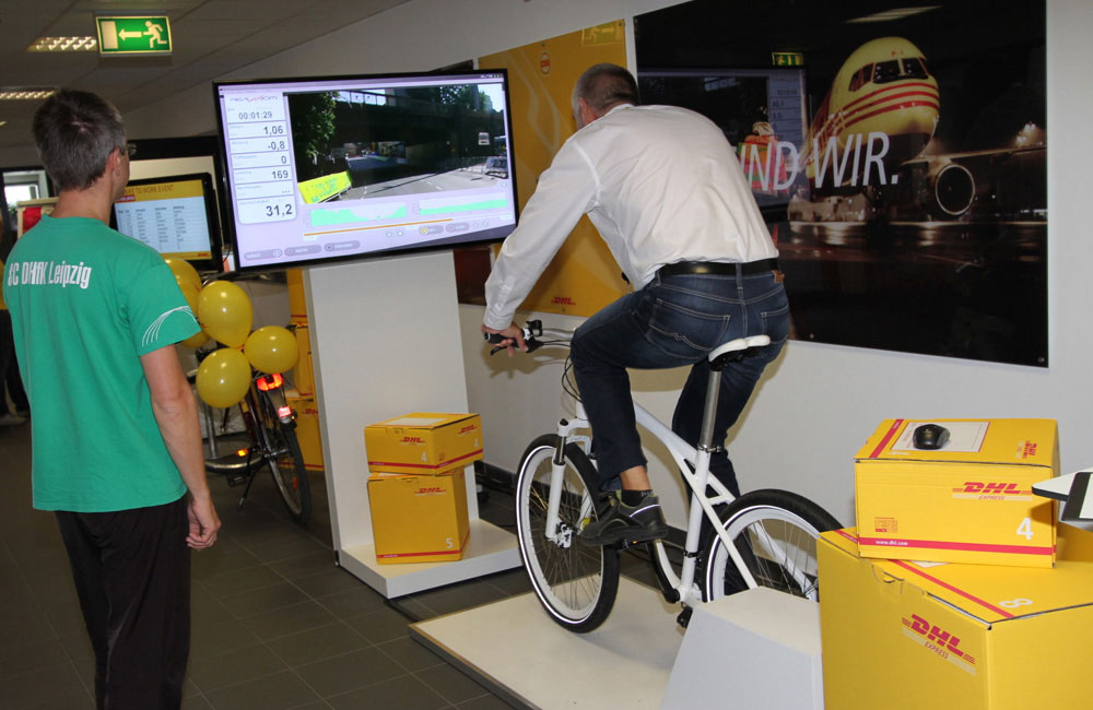 04-dhl-hub-leipzig-bike-to-work-challenge-fahrrad-simulator-obu