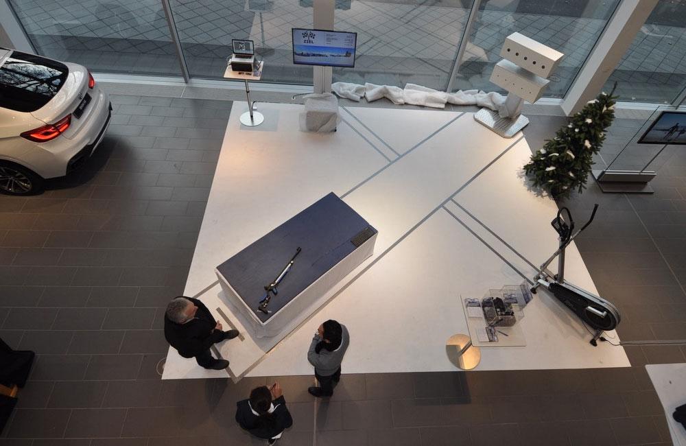 draufsicht-auf-setup-fuer-biathlon-simulator